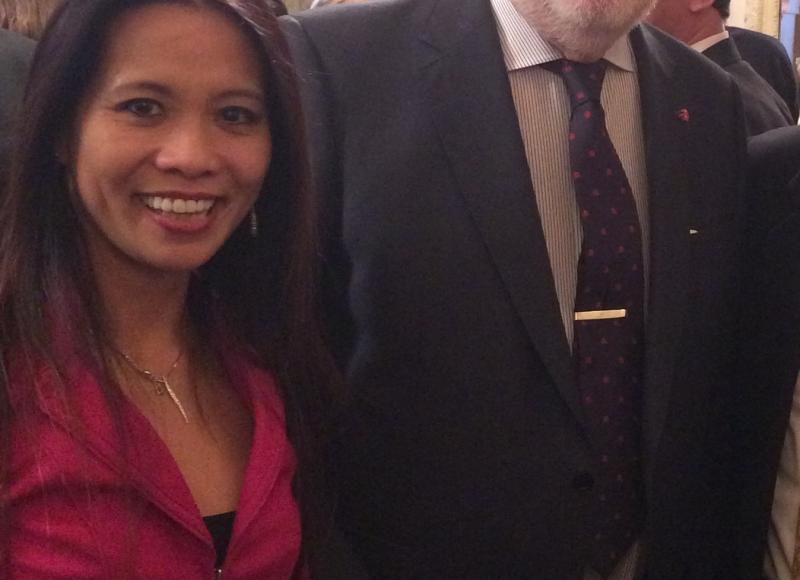Embajador de España-2016