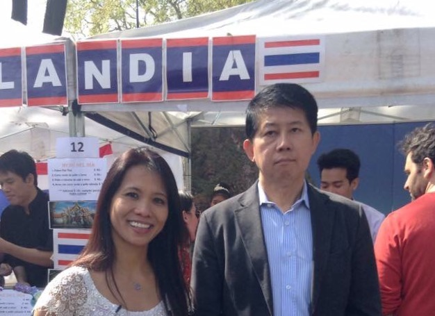 Embajador de TAILANDIA -2015
