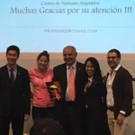 EL CÓNSUL DE VIETNAM Y LA DIRECTORA DE CASA DE ASIA PRESENTES EN LA UNIVERSIDAD SIGLO 21